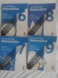Livros Matemática - 6º, 7º, 8º, 9º - Sm - Professor