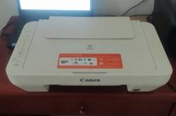 Impressora Multifuncional Canon MG2910 Branca
