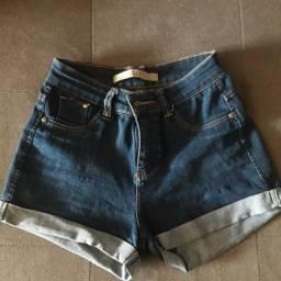 Título do anúncio: Short hot pants tam 36