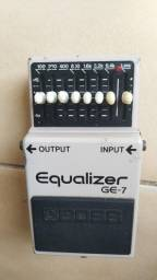 Pedal Boss GE-7 Equalizer Made in Japan