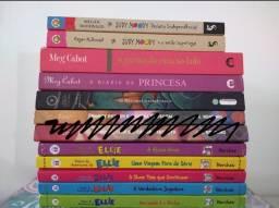 Título do anúncio: Livros infantis e infanto juvenis usados em ótimo estado