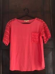 blusa feminina nova
