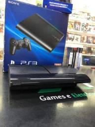 CONSOLE PS3 SLIM DE 500 ( PRODUTO TOP D+ )