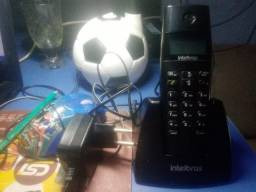 Telefone Sem Fio Com Visor Intelbras