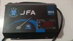 Fonte JFA 100 Amperes em estado de Nova, na caixa! Usada só 1x.