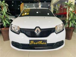 Renault Logan 2020 1.0 12v sce flex authentique manual