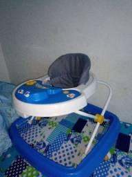Kit de bolsas maternidade e andaja