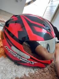 Título do anúncio: Vende-se capacete Norisk