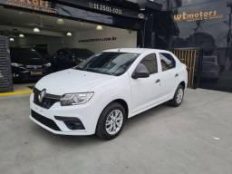 Renault Logan 2022 1,0 Flex Completo