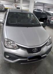 Título do anúncio: Etios Sedan Toyota