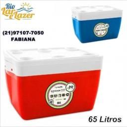 Caixa térmica  65 litros