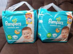 Kit fralda pampers