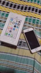 Troco iPhone 5S por a10