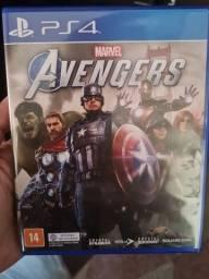 Título do anúncio: Jogo PS4 Marvel Avengers