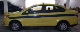 Taxi Fiat Grand Siena tetrafuel 1.4 8v 2014