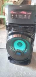 Título do anúncio: caixa de som da marca LG XBOOM