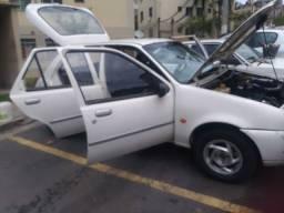 Ford Fiesta Hach 4 portas