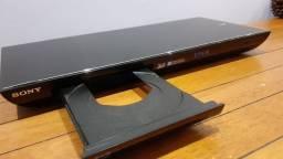 Blu-ray Player 3d Sony - Bdp-s590 Com Conexão À Internet