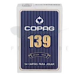 Baralho Copag 139 54 Cartas Azul e Vermelho.