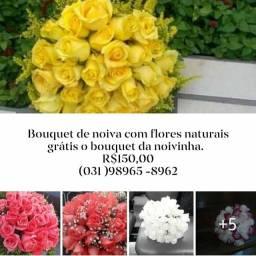 Bouquet de noiva R$150,00