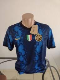 Camisa Inter de Milão 21/22 (Com PATCH)