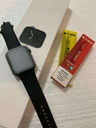 Apple Watch series 5 44mm preto novo