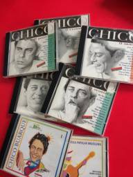 CDs Chico Buarque