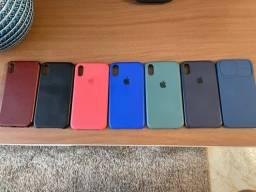 Título do anúncio: 07 Capas iPhone XR