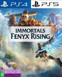 Immortals Fenyx Rising PS4 ou PS5 Locacao