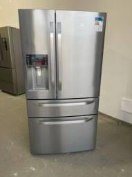 Geladeira Frost Free Electrolux 540 litros 3 portas Inverse
