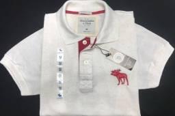 camisas polos abercrombie atacado minimo 10 pcs