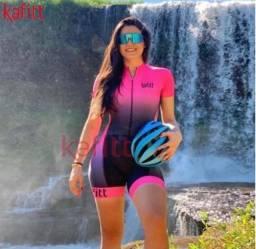 Macacão ciclismo roupas bicicleta