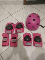 Kit proteção infantil Oxelo