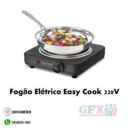 FOGÃO ELÉTRICO EASY COOK 220V