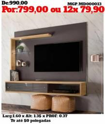 Painel Grande TV- Painel de televisão até 50 Polegada- Painel Barata