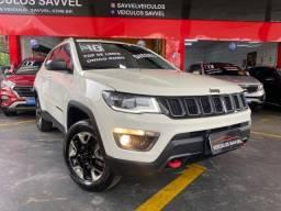 Título do anúncio: Jeep Compass 2.0 4x4 Diesel Trailhawk - Novinha