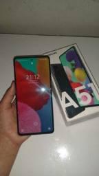 Samsung A51 (ainda na garantia) aceito cartão