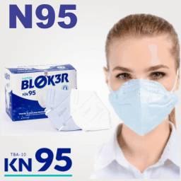 Mascara De Proteção Respiratória Kn95 = Pff2 N95