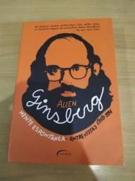 Mente espontânea, Allen Ginsberg