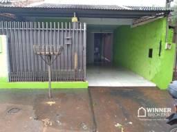 Casa com 2 dormitórios à venda, 100 m² por R$ 130.000,00 - Jd Joao Paulo 2 - Paiçandu/PR
