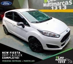 New Fiesta 2017 1.6 Flex Completo Mensais a partir de 759,00
