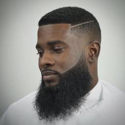 Precisa se de barbeiro especialista em cabelo afro