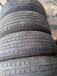 Torro jogo de pneus 225 65 17 pneus filezao  de borracha aceito PIX