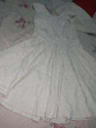 Vestido Rosachick Branco