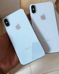 iPhone X 64GB branco vitrine