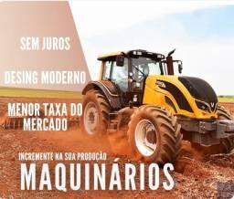 Título do anúncio: Tratores e Maquinários - Parcelas em Boleto