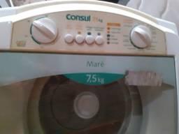Maquina de lavar roupa usado automático 7,5 kg Consul 127v