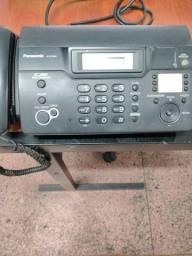Título do anúncio: Aparelho De Fax e Telefone Panasonic Kx-FT932
