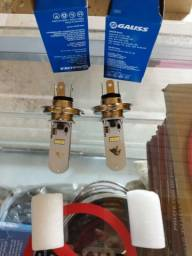 Par. Lâmpada LED farol dianteiro Onix/ Prisma.