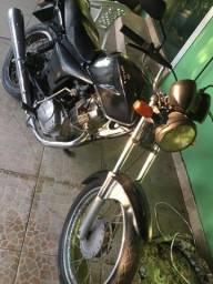 Moto Honda 2007 CG150